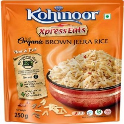 Kohinoor Brown Jeera Rice (250g)