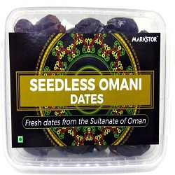 Markstor Seedless Omani Dates (300g)