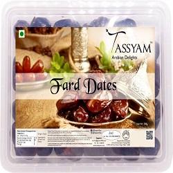 Tassyam Omani Fard Dates (500g)