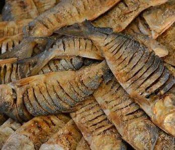 500g Hilsa Dry Fish – Bisarga Fishkart
