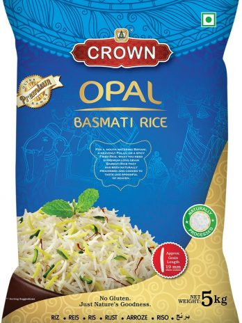 Daawat SEHAT Mogra Rice, 5kg with Free Gift Inside