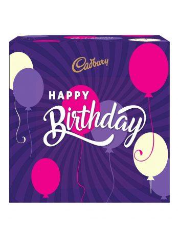 Cadbury Birthday Celebrations Box, 430g 460/-