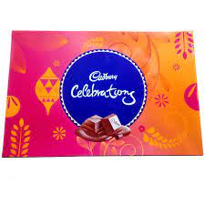 Cadbury Celebrations Chocolate Gift Box, 130g 99/-