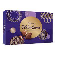 Cadbury Celebrations Premium Assorted Chocolate Gift Pack, 281 g 365/-