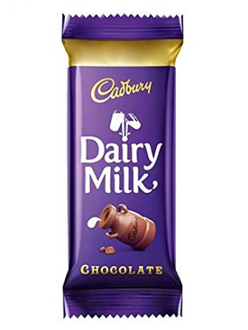 Cadbury Dairy Milk Chocolate, 54g 40/-
