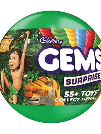 Cadbury Gems Surprise Chocolate, 15.8 g 38/-