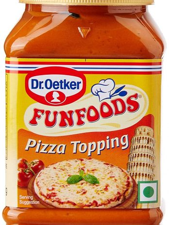 DR. OETKER FUN FOODS ITALIAN PIZZA TOPPING 325G