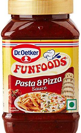DR. OETKER FUN FOODS PASTA & PIZZA SAUCE
