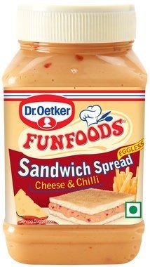 DR. OETKER FUN FOODS SANDWICH SPREAD 275G