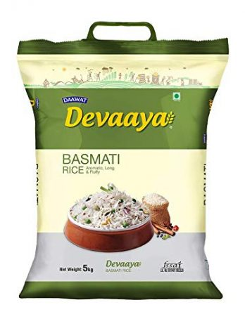 Daawat Devaaya Basmati Rice (Aged), 5kg