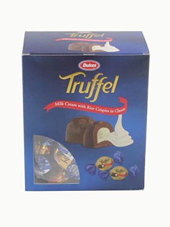 Dukes Truffel Strawberry Cream Filled in Milk Choco, 480 g 190/-