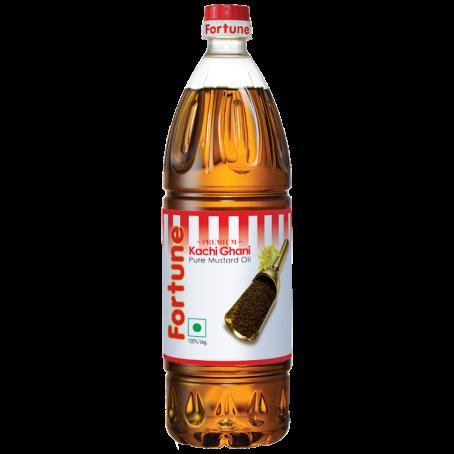 Fortune Pure Mustard Oil - 1 Ltr