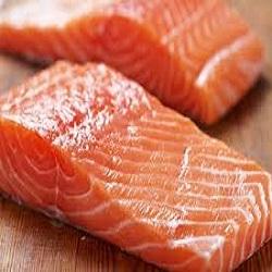 FRESH SALMON FISH