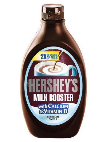 HERSHEYS MILK BOOSTER CHOCOLATE