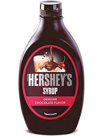 HERSHEYS SYRUP CHOCOLATE 623G