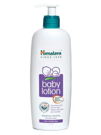 HIMALAYA BABY LOTION 400ML