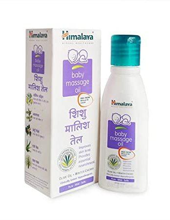 Himalaya Baby Massage Oil (100ml)