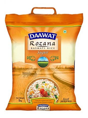 India Gate Basmati Rice Pouch, Classic, 1kg