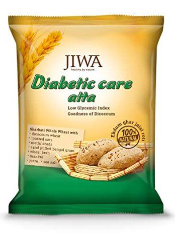 JIWA healthy by nature Diabetic Care Atta/Flour 1 Kg