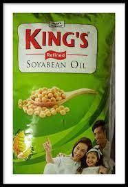KINGS REFINED SOYABEAN OIL 1LTR