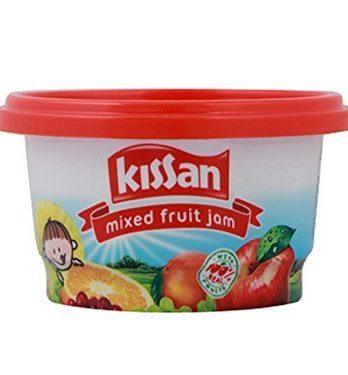 KISSAN MIX FRUIT JAM 100G