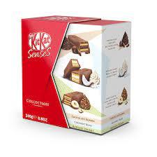 Kitkat Nestle Senses Collection (Chocolate Passion, Coconut Bliss & Hazelnut Delight), 246g 525/-