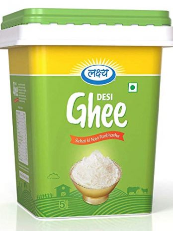 LAKSHYA 100% Pure Desi Ghee Clarified Butter 15 ltr