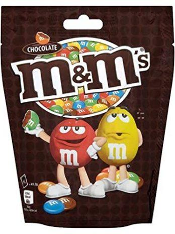 M & M Candy PCH Chocolate, 165g 320/-