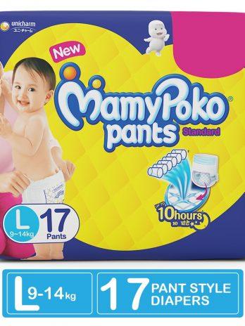 MAMMY POKO Standard Diaper PANTS Large 1pant