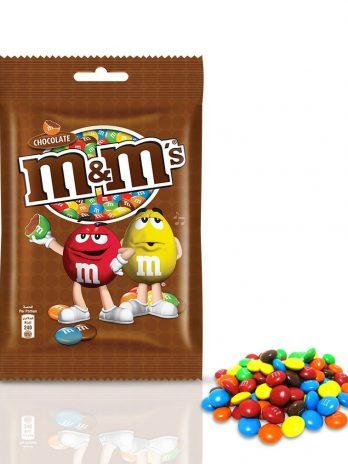 M&M's Milk Chocolate, 100 g 150/-