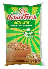 NATURE FRESH ACTI-LITE REFIND SOYABEAN OIL 1 LTR