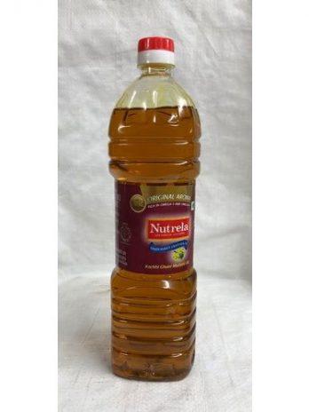 NUTRELLA KACHI GHANI MUSTARD OIL 1LT.