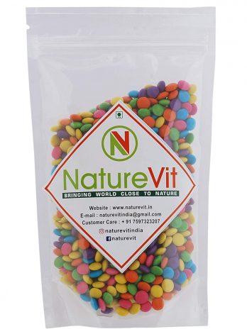 Nature Vit Gems Chocolate Buttons, 400 g 199/-