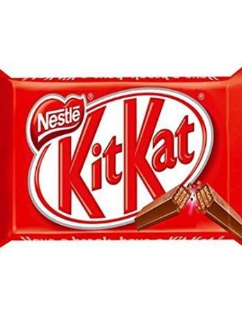 Nestle KitKat Chocolate 37.3g Pouch 24/-