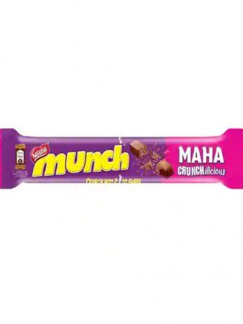 Nestle Munch Maha Crunch Ilicious Chocolate 10/-