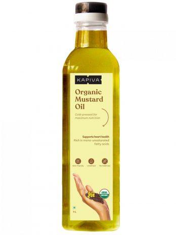 1 litre Mustard Oil