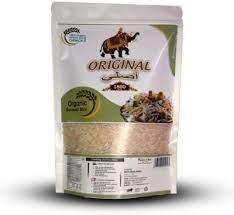 Original 1800 (Label) Pesticide Free Organic Basmati Rice (1kg)