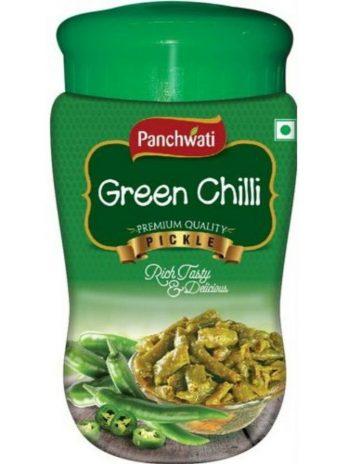 PANCHWATI GREEN CHILLI 1kg PICKLE