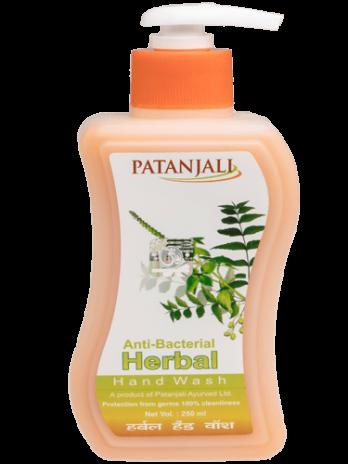 Patanjali Herbal Hand Wash – 250 ml