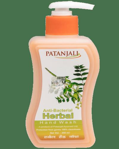 Patanjali Herbal Hand Wash - 250 ml