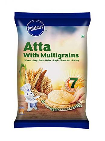 Pillsbury Atta With?Multigrains| Made from Finest Quality of Wheat Grains