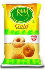 RAAG GOLD VANASPATI 5KG