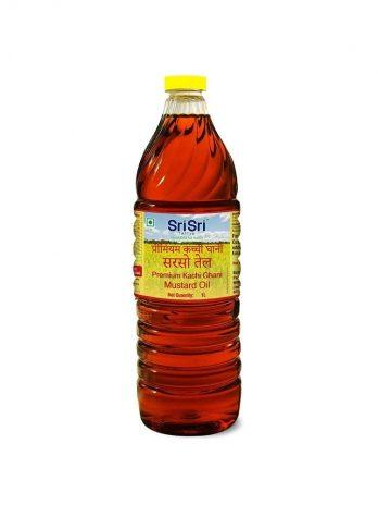 SARVAGUN PREMIUM MUSTARD OIL 1 LTR