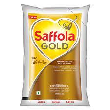Saffola Gold Pro Healthy Lifestyle Blended Oil  1LT.