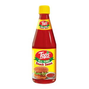 TOPS ALL TIME SAUCE 610ML