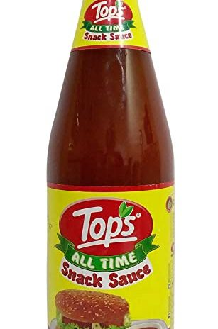TOPS ALL TIME SAUCE 970GM