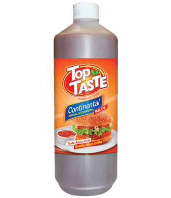 TOPS CONTINENTAL SAUCE 1.2KG