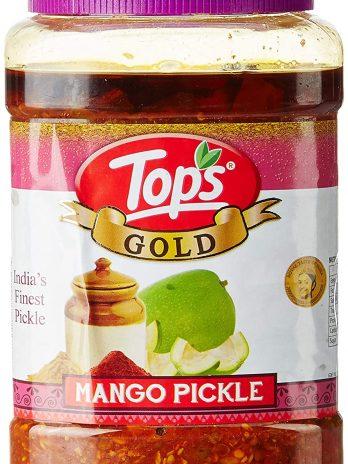 TOPS GOLD MANGO PICKLE 1 KG