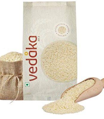Vedaka Sona Masoori Rice, Steamed, 5kg