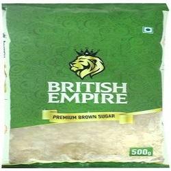 British Empire Premium Brown Sugar  (500 g)